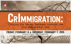 CrImmigration Law Symposium