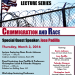 Crimmigration Law Lecture Series at University of Denver