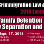 Family detention to family separation and back